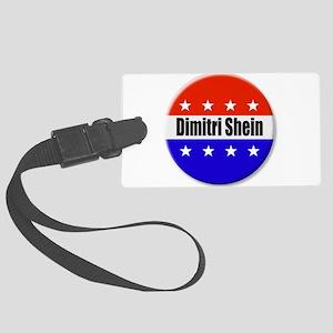 Dimitri Shein Luggage Tag