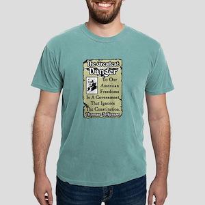 """Jefferson The Greatest Danger"" T-Shirt"
