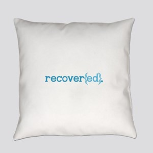 recover{ed} 5 inch Everyday Pillow