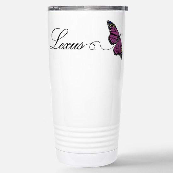 Lexus Stainless Steel Travel Mug