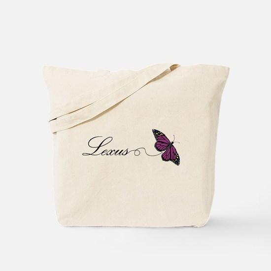 Lexus Tote Bag