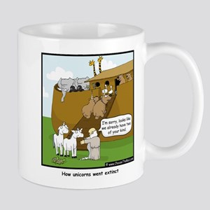 Unicorn Extinction Mug