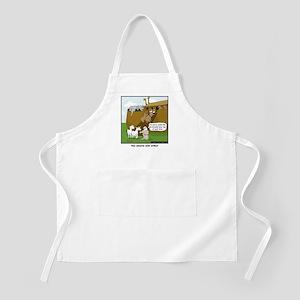 Unicorn Extinction BBQ Apron