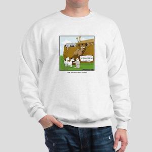 Unicorn Extinction Sweatshirt