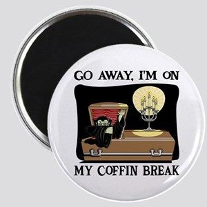 Coffin Break Magnet