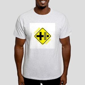 TrainTees.com Light T-Shirt