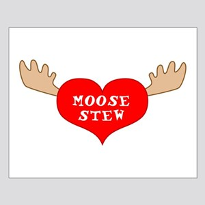 I Love Moose Stew! Small Poster