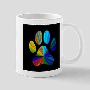 31dcbbb9c0e Pawprint Mugs - CafePress