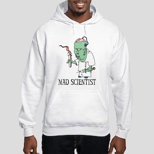 Mad Scientist Hooded Sweatshirt