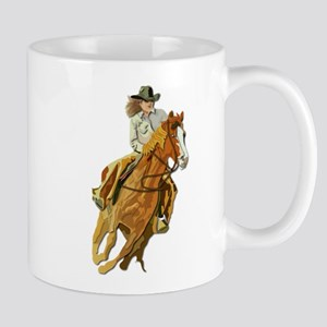 Rodeo - Cow Girl Mug