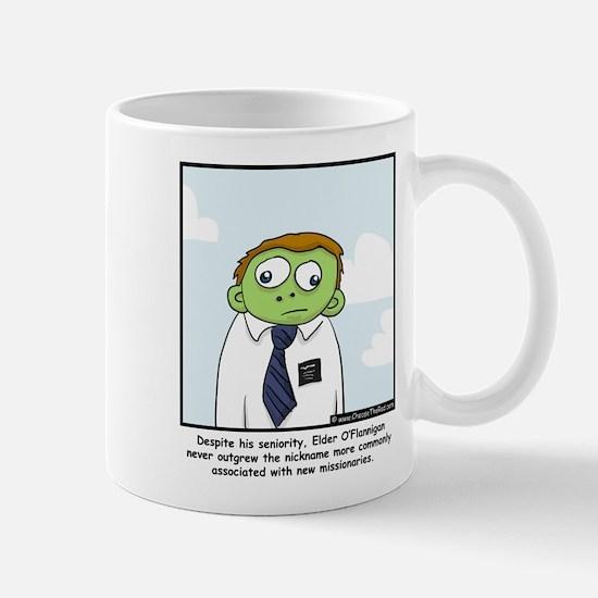 Elder Greenie Mug