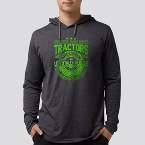 Rose Are Red Tractors Are Gree Long Sleeve T-Shirt