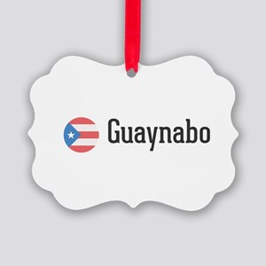 Guaynabo Picture Ornament
