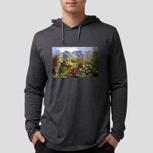 South African flower display i Long Sleeve T-Shirt