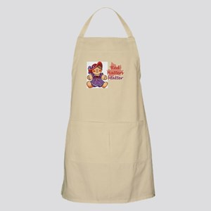 Canadian Red Hatters Matter BBQ Apron