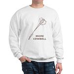 More Cowbell Sweatshirt