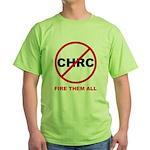 Fire Them All Green T-Shirt