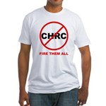 Fire Them All Fitted T-Shirt