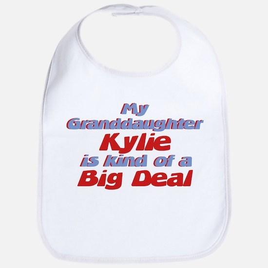 Granddaughter Kylie - Big Dea Bib