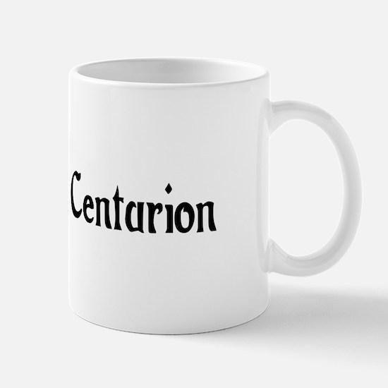 Draconian Centurion Mug