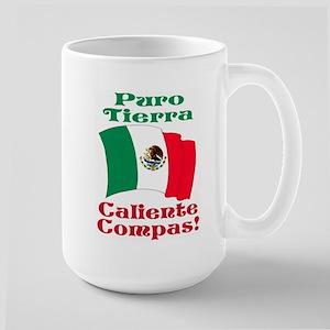 Puro Tierra Large Mug