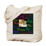 World cat Tote Bag