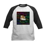World Cat Kids Baseball Jersey