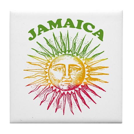 Jamaica Tile Coaster