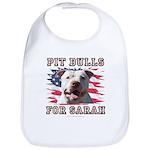 Pit Bulls for Sarah Bib