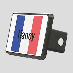 Nancy Rectangular Hitch Cover