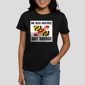 ANOTHER BRIDGE Women's Dark T-Shirt