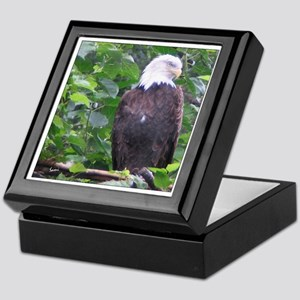 Eagle 2 Keepsake Box