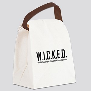 WICKED Canvas Lunch Bag