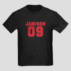 JAMISON 09 Kids Dark T-Shirt
