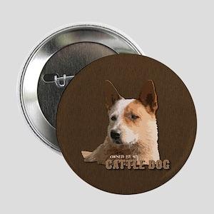 "Cattle Dog 2.25"" Button"