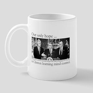 Bush ignores Katrina victims Mug