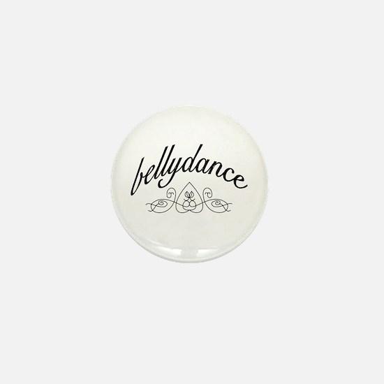 Bellydance (turkish heart des Mini Button