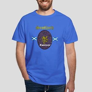 Dynamic Scotland. Dark T-Shirt