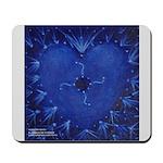 HARMONY HEART Mousepad
