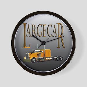 Largecar Wall Clock