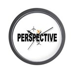 *NEW DESIGN* PERSPECTIVE Wall Clock