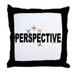 *NEW DESIGN* PERSPECTIVE Throw Pillow