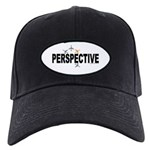 *NEW DESIGN* PERSPECTIVE Black Cap