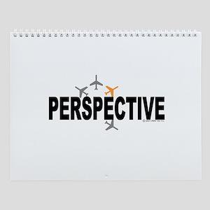 *NEW DESIGN* PERSPECTIVE Wall Calendar