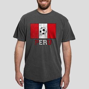 Peruvian Soccer Mens Comfort Colors® Shirt