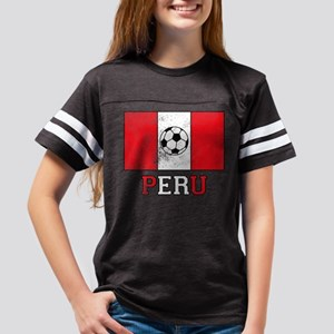 Peruvian Soccer Youth Football Shirt
