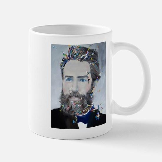 HERMAN MELVILLE Mugs