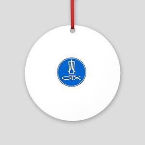 GTX Round Ornament