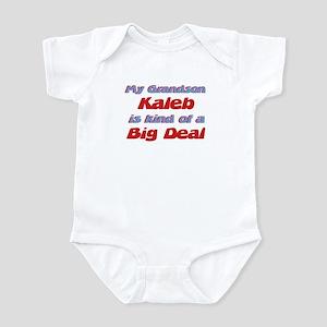 Grandson Kaleb - Big Deal Infant Bodysuit