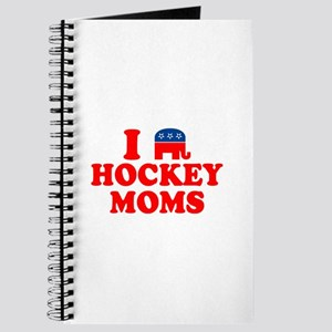 I Heart (Republican Elephant) Hockey Moms Journal